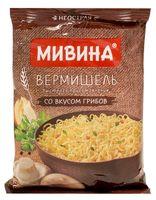 """Вермишель быстрого приготовления """"Мивина. Со вкусом грибов"""" (50 г)"""