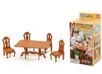 """Набор мебели для кукол """"Обеденный"""""""