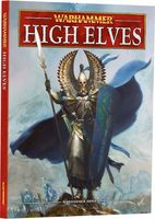 "Warhammer ""Army Book: High Elves"" (EN)"