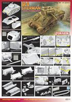 "Средний танк ""M4 Sherman 75mm Normandy"" (масштаб: 1/35)"