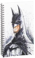 """Блокнот в клетку """"Бэтмен"""" (A5; арт. 446)"""