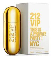 "Парфюмерная вода для женщин Carolina Herrera ""212 VIP"" (50 мл)"