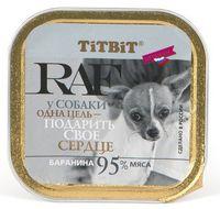 """Консервы для собак """"RAF"""" (100 г; баранина)"""