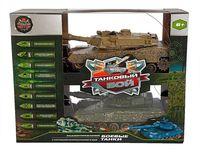 """Игровой набор """"Танковый бой. Т-90 vs Abrams M1A2"""" (со световыми и звуковыми эффектами; арт. 870165)"""