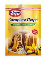 """Пудра сахарная """"Dr. Oetker. С натуральной ванилью"""" (40 г)"""