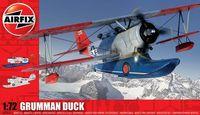 "Самолет-амфибия ""Grumman Duck"" (масштаб: 1/72)"