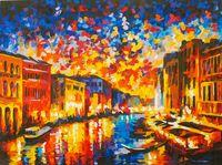 "Картина по номерам ""Гранд-Канал Венеция"" (300х400 мм)"