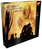 Betrayal at House on the Hill. Widow's Walk (дополнение)