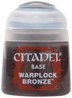 """Краска акриловая """"Citadel Base"""" (warplock bronze; 12 мл)"""