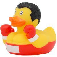 """Игрушка для купания """"Уточка боксёр"""""""