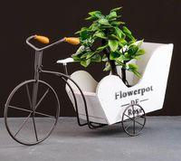 """Кашпо """"Велосипед"""" (34х11х18 см)"""