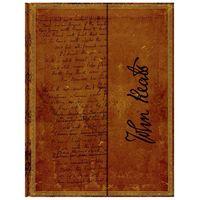 "Записная книжка Paperblanks ""Джон Китс. Ода к Осени"" в линейку (180х230 мм)"