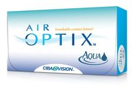 "Контактные линзы ""Air Optix Aqua"" (1 линза; -2,5 дптр)"