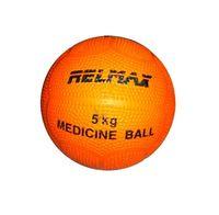 Медицинбол (5 кг; резина)