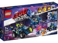 """LEGO The Lego Movie 2 """"Рэкстремальный внедорожник Рэкса!"""""""