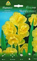 """Нарцисс махровый многоцветковый """"Йеллоу Черфулнесс"""""""