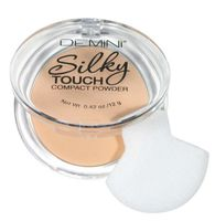 """Компактная пудра для лица """"Silky Touch"""" тон: 02"""