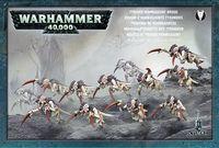 "Набор миниатюр ""Warhammer 40.000. Tyranid Hormagaunt Brood"" (51-17)"