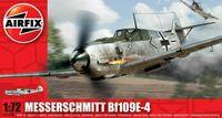 "Истребитель ""Messerschmitt Bf109E-4"" (масштаб: 1/72)"