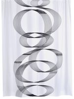 "Занавес-шторка для ванной ""Loop"" (180х200 см)"