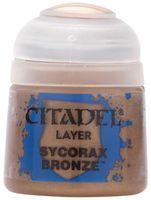 "Краска акриловая ""Citadel Layer"" (sycorax bronze; 12 мл)"