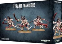 Warhammer 40.000. Tyranids. Warriors (51-18)
