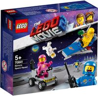 """LEGO The Lego Movie 2 """"Космический отряд Бенни"""""""
