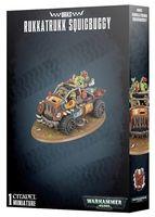 Warhammer 40.000. Orks. Rukkatrukk Squigbuggy (50-35)