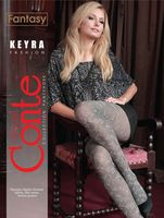 """Колготки женские фантазийные """"Conte. Keyra"""""""