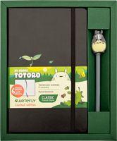 """Набор подарочный """"Totoro"""" (13х21 см; зеленый)"""