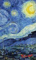 """Блокнот """"Ван Гог. Звездная ночь"""""""