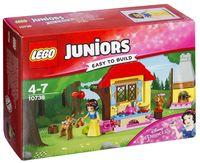 """LEGO Juniors """"Лесной домик Белоснежки"""""""