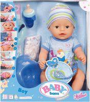 "Интерактивная кукла ""Baby Born. Мальчик"""
