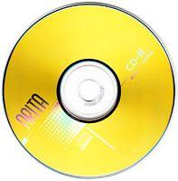 Диск CD-R 700Mb 52x Arita (Ritek) Gold Bulk 50