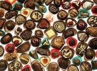 """Пазл """"Шоколадные конфеты"""" (1000 элементов)"""