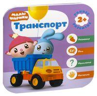 Малышарики. Курс раннего развития 2+. Транспорт