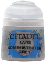 Paint Pots: Administratum Grey 12ml (22-50)