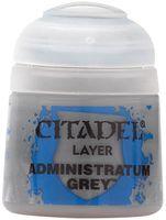 """Краска акриловая """"Citadel Layer"""" (administratum grey; 12 мл)"""