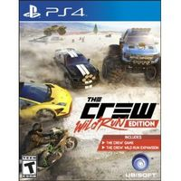 The Crew. Wild Run (PS4)