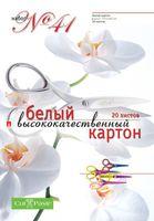 """Картон белый """"Набор №41"""" (А4; 20 листов)"""