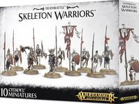 Warhammer Age of Sigmar. Deathrattle. Skeleton Warriors (91-06)