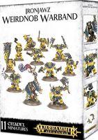 Warhammer Age of Sigmar. Ironjawz. Weirdnob Warband (100-10)