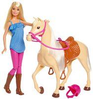 """Игровой набор """"Барби. Верховая езда"""""""