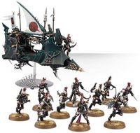 """Набор миниатюр """"Warhammer 40.000. Dark Eldar Wych Cult Swiftshard"""" (45-25)"""