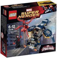 "LEGO Super Heroes ""Воздушная атака Карнажа"""