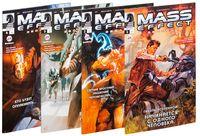 Mass Effect: Эволюция (комплект из 4 томов)