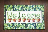 "Коврик для входной двери ""Welcome"" (60х45 см, арт. 33116)"