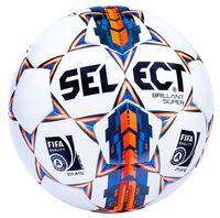 Мяч футбольный Brilliant Super FIFA 2015 №5 (белый)