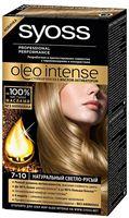 """Краска для волос """"Oleo intense"""" тон: 7-10, натуральный светло-русый"""