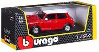 """Модель машины """"Bburago. Mini Cooper 1969"""" (масштаб: 1/24)"""